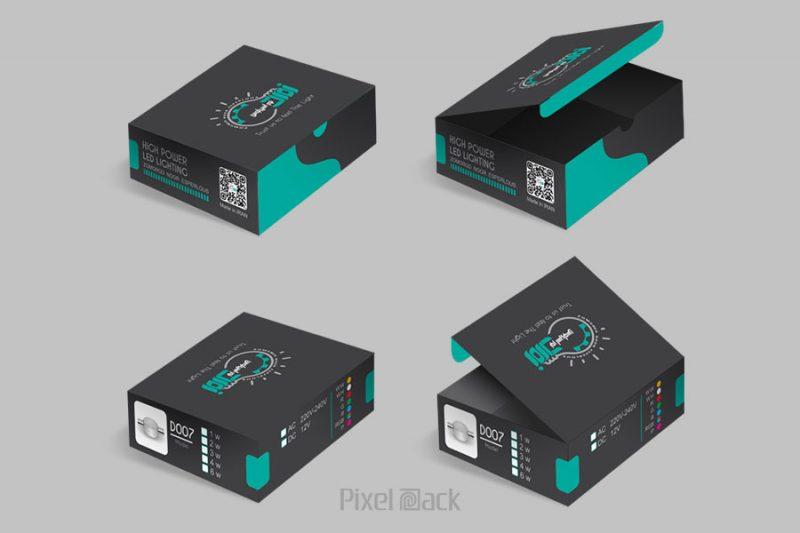 شرکت تولید روشنایی صنعتی و خانگی زمردنور اسپرلوس